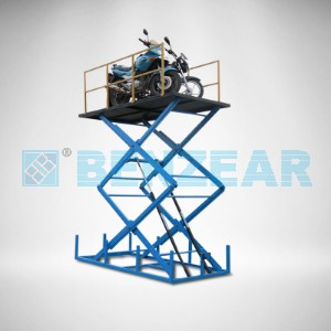 Hydralic Scissor Lifts