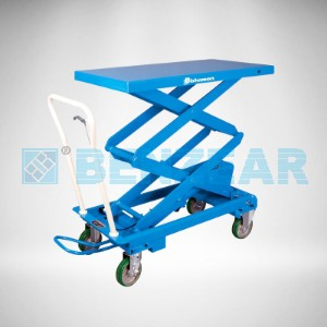 Mobile BX Double Scissor Lift